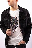 Мужская джинсовка графит 17667, фото 1