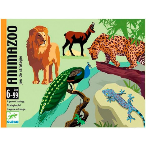 Гра Djeco Зоопарк (DJ05188)