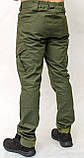 Брюки  VARVAR  OLIVE  (Urban Tactical Pants) Special Fabric, фото 3