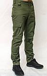 Брюки  VARVAR  OLIVE  (Urban Tactical Pants) Special Fabric, фото 4