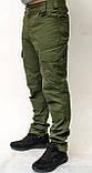 Брюки  VARVAR  OLIVE  (Urban Tactical Pants) Special Fabric, фото 6