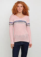 Светло-розовый свитер джемпер Massimo Артикул: 143948325 1 отзыв M/L