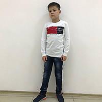 Детский реглан (футболка с длинным рукавом) Tommy Life, фото 1