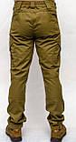 Брюки VARVAR  COYOTE BROWN  (Urban Tactical Pants) Special Fabric, фото 3