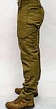 Брюки VARVAR  COYOTE BROWN  (Urban Tactical Pants) Special Fabric, фото 4