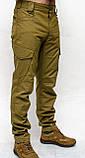 Брюки VARVAR  COYOTE BROWN  (Urban Tactical Pants) Special Fabric, фото 7