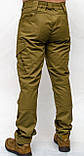 Брюки VARVAR  COYOTE BROWN  (Urban Tactical Pants) Special Fabric, фото 8