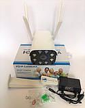 Уличная IP, WIFI камера видеонаблюдения UKC CAD 23D 2 mp водонепроницаемая беспроводная, фото 6