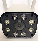 Уличная IP, WIFI камера видеонаблюдения UKC CAD 23D 2 mp водонепроницаемая беспроводная, фото 3
