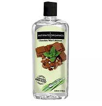 """Интимная смазка на водной основе для орального и вагинального секса """"Organics"""" Шоколад 240 mg"""