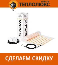 Нагревательный мат Woksmat 160 1280 Вт (8 м2)