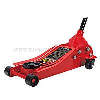 Домкрат для легкового автомобиля 2.5т 85-455 мм TORIN T830018