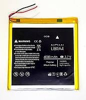 Аккумулятор Nomi  Libra 4,  Libra 4 LTE C080014 C080034 оригинальный.
