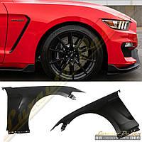 Крылья Shelby GT350 для Ford Mustang