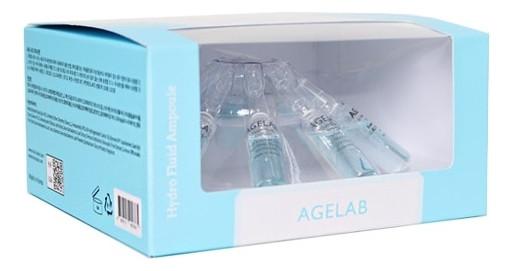 Набор увлажняющих сывороток для лица May Island Agelab Hydro Fluid Ampoule 10 шт*2 мл (8809515400365)