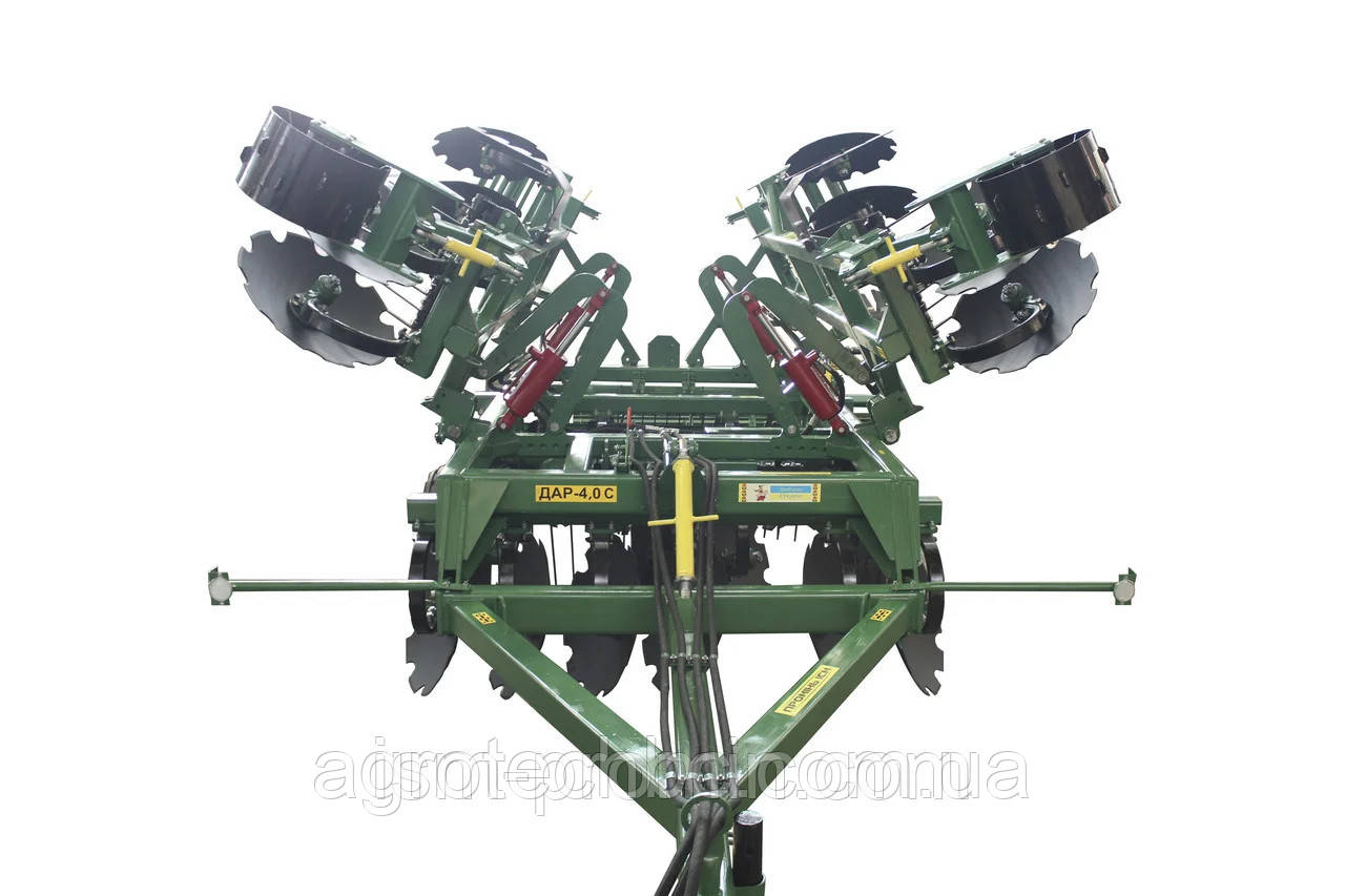 Дисковая борона ДАР-4.0 C прицепная