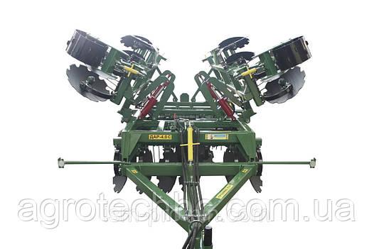 Дисковая борона ДАР-4.0 C прицепная, фото 2