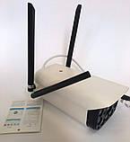 Уличная IP, 3G\4G WIFI камера видеонаблюдения UKC CAD 3120 2 mp  Беспроводная, фото 5
