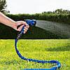 Компактный Шланг Для Полива  30 метров---- Тканное Эластичное Полиэфирное Полотно ----, фото 3