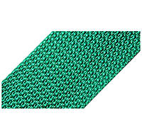 Лента ременная 100% Полипропилен 40мм цв зеленый (боб 50м) р 2534 Укр-з