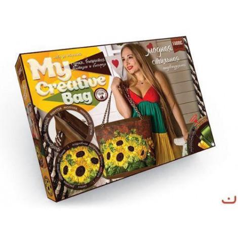 Вишивка стрічками та бісером Danko Toys My Creative Bag в асортименті (ДТ-ОО-09-98)