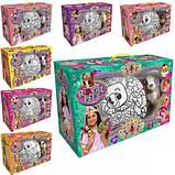 Набір креативної творчості Danko Toys Royal Pet's сумочка  розмальовка в асортименті (ДТ-ОО-09126), фото 2
