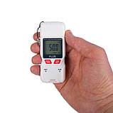 """Регистратор температуры и влажности (дата-логгер) Flus """"ET-176"""", фото 4"""