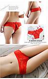 Сексуальные трусики с бантиком, фото 10