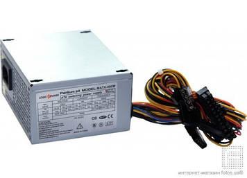 Блок питания 400W LogicPower mATX-400, micro-ATX