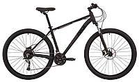 """Велосипед 29"""" Pride MARVEL 9.3 рама - L 2020 BLACK/BLACK"""