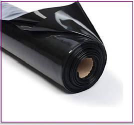 Пленка 50 мкм черная 3*100 м для мульчирования и строительства