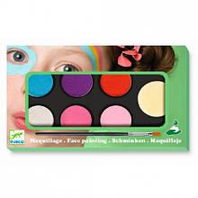 Грим для обличчя Djeco Ніжність 6 кольорів (DJ09231)