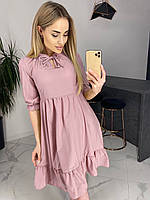 Платье женское олиф 534