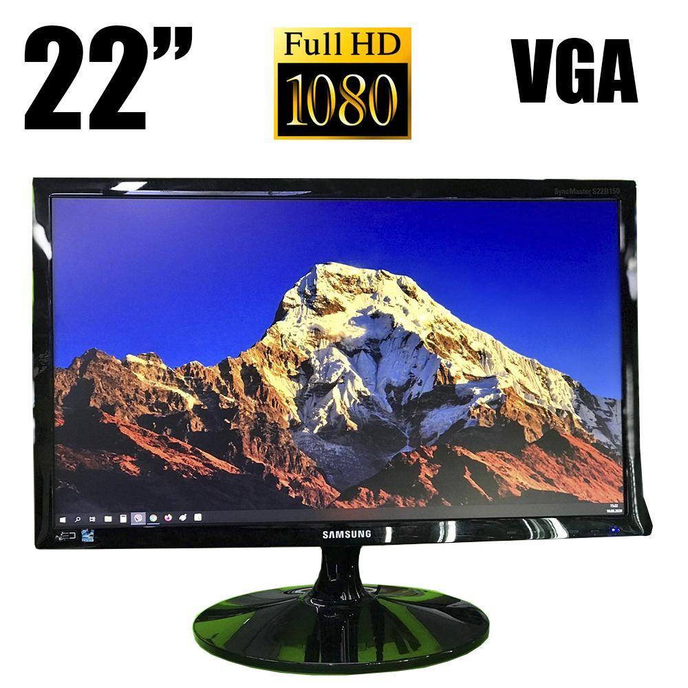 "Samsung S22B300 / 22"" (1920x1080) LED TN+film / VGA"
