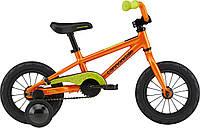 "Велосипед 12"" Cannondale TRAIL 1 OS 2020 CRU, оранжевый"