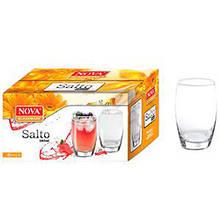 Набор стаканов 6шт 280мл SALTO сок