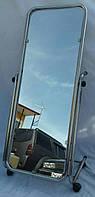 Зеркало для примерочной на колесиках Турция, фото 1