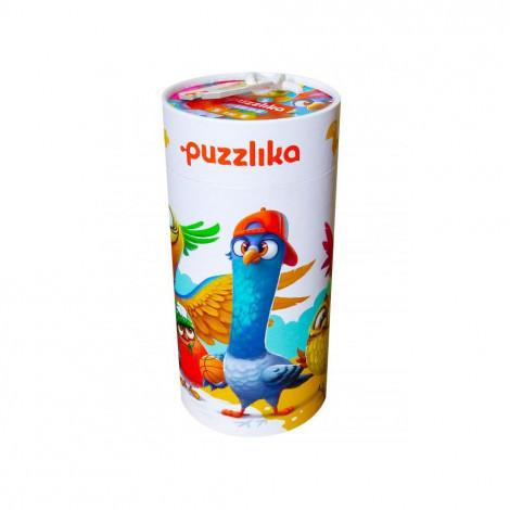 Пазли Puzzlika 5 в 1 Пташки (14255)