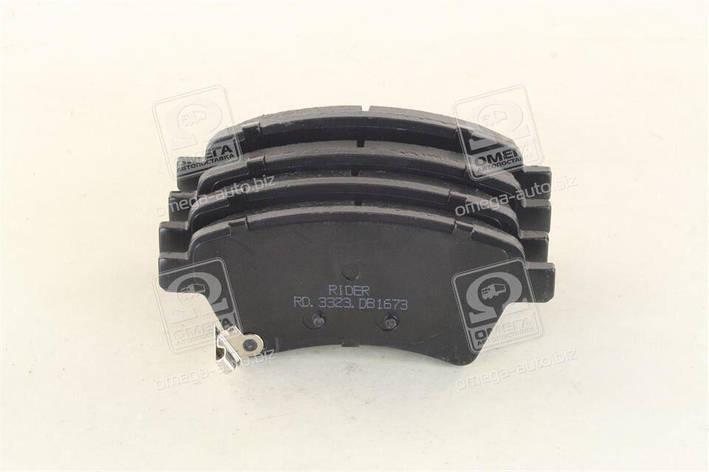 Колодка тормозная диска SUZUKI SX4 06- передняя | RIDER, фото 2