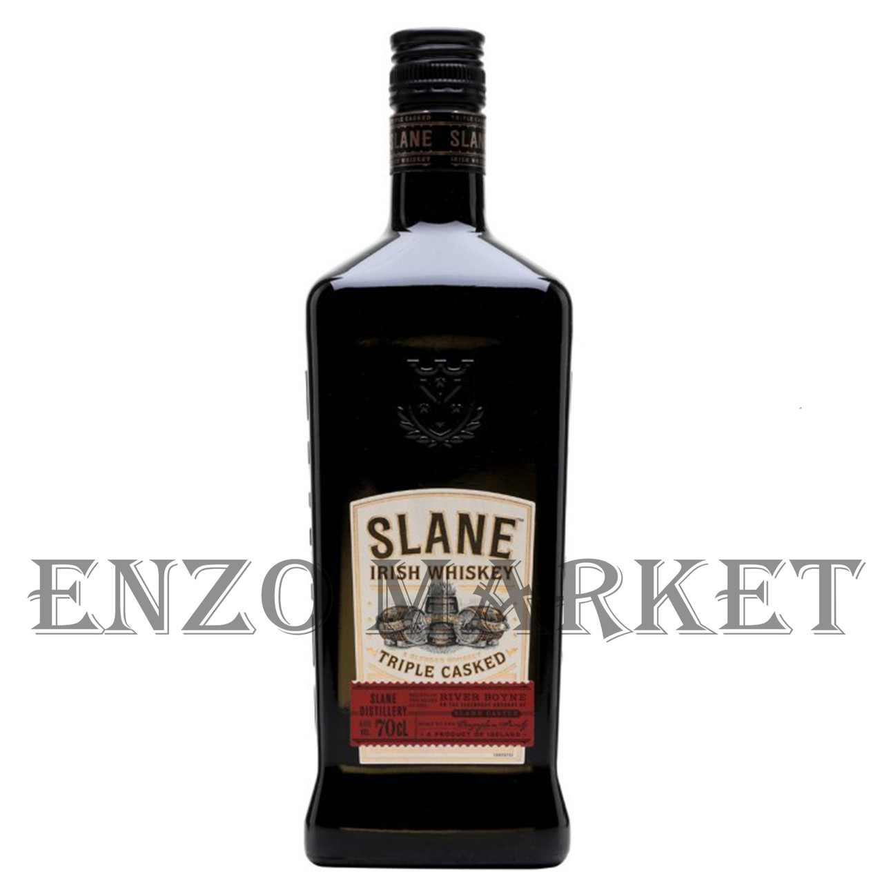 Виски Slane Irish Whiskey (Слэйн Айриш) 40%, 0,7 литра