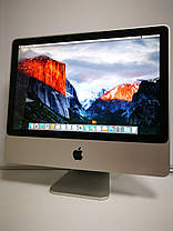 "Apple A1224 iMac 9.1 / 20"" 1680х1050 LCD / Intel Core 2 Duo P7550 (2 ядра по 2.26 GHz) / 4 GB DDR3 / 120 GB SSD / Nvidia GeForce 9400M 256 MB / Mac OS, фото 3"