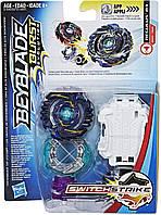 Бейблейд Регулюс P3 с пусковым устройством Hasbro Beyblade Burst Evolution SwitchStrike Regulus R3