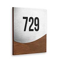 Номерки на двері, фото 3