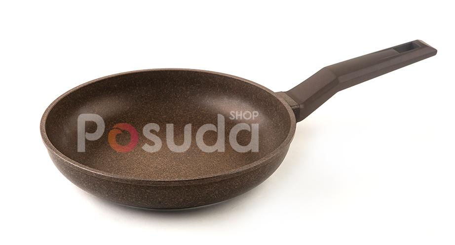 Антиприграная сковорода низкая Sahara 22 см 0422-10