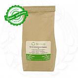 Органическая гречневая мука 1 кг сертифицированная без ГМО из цельного зерна необжаренной гречихи, фото 2
