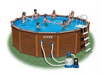 Для чего бассейн на даче.