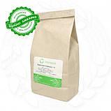 Кунжутне жорнове борошно 1 кг сертифіковане без ГМО виготовляють способом подрібнення макухи, фото 2