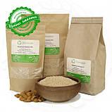 Миндальная мука 0,5 кг сертифицированная без ГМО продукт переработки зерен миндальных орехов, фото 2