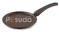Сковорода блинная с антипригарным покрытием Sahara 22 см 0822-10, фото 1
