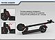 Електричний самокат FORTE TT-EL-H859 (25 км/год, 30-40 км, сірий), фото 6
